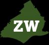 Zero Waste Delco Logo - Dark Green
